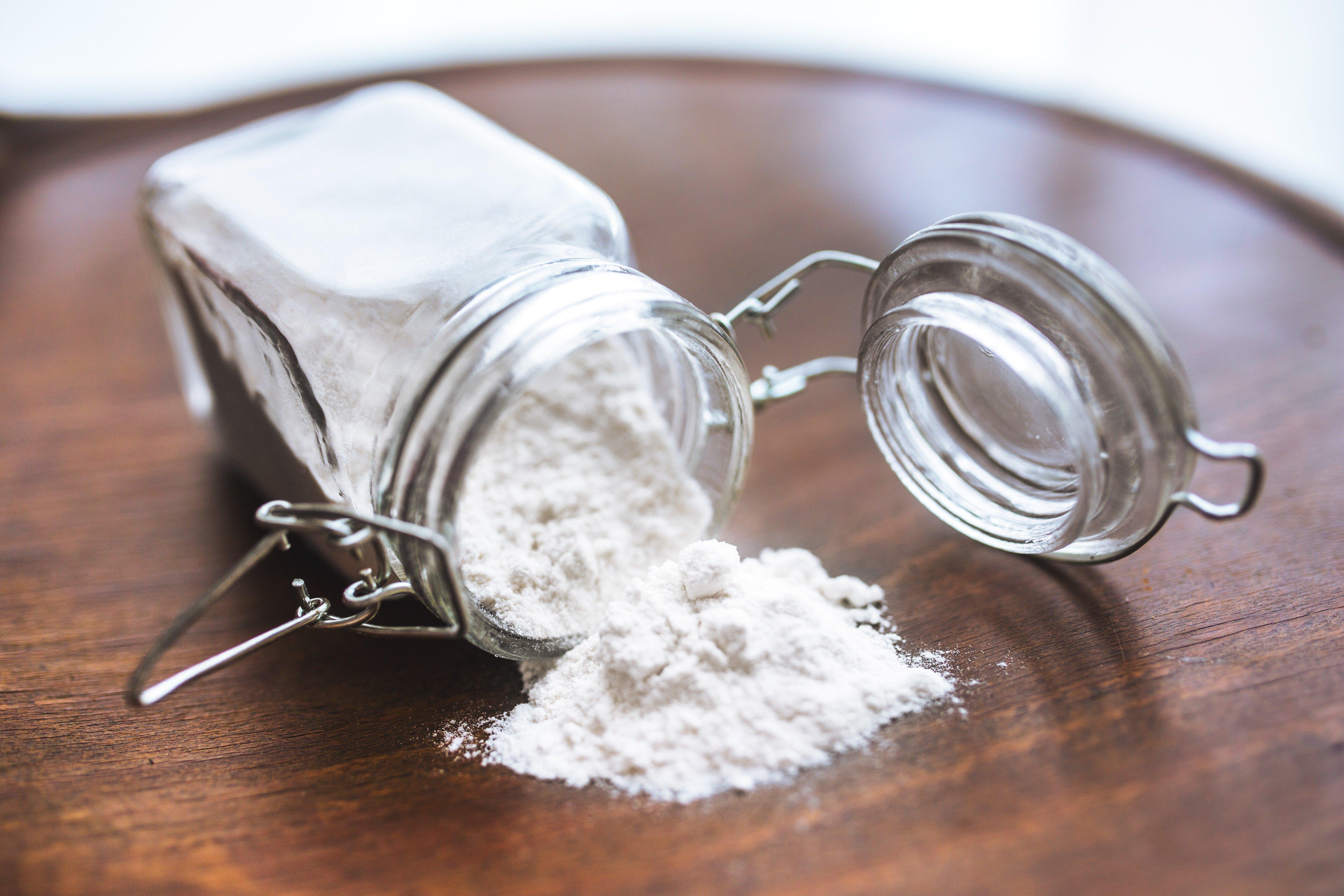 Zucchero a velo rovesciato